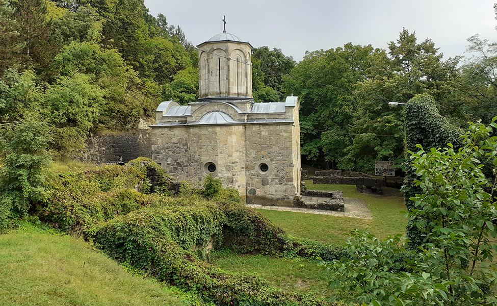 Manastir Pavlovac na Kosmaju
