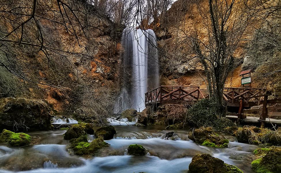 Vodopad u Banji Ždrelo