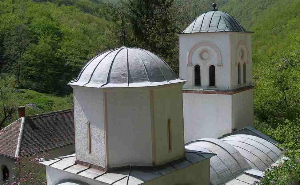 Manastir Ždrelo