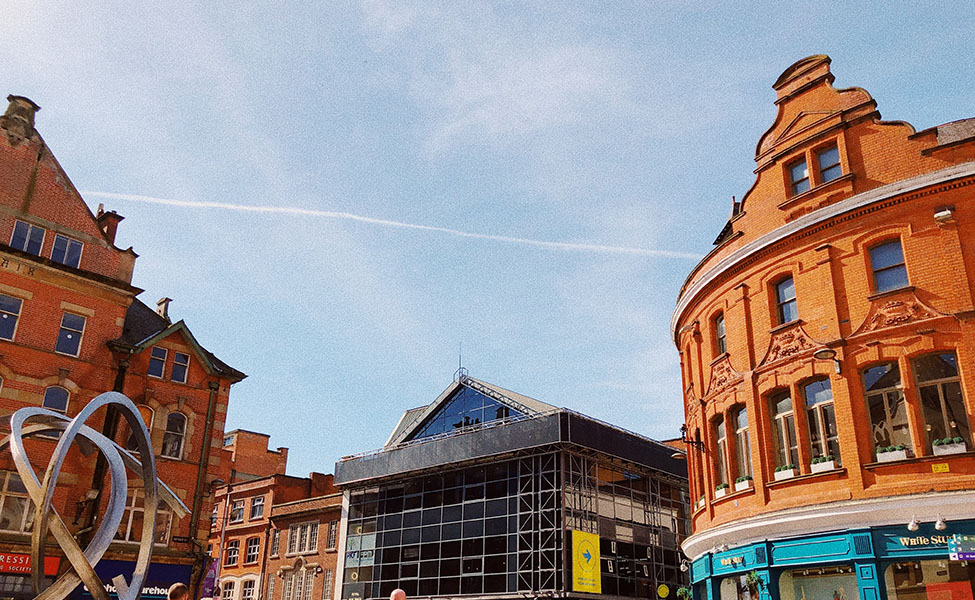 attractions and sights of Belfast