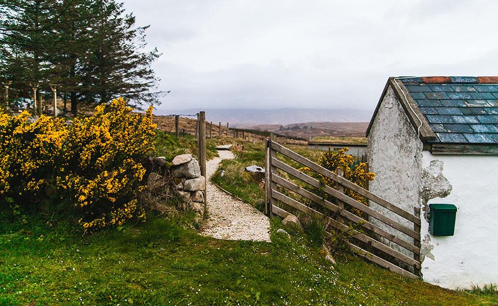 village in Ireland