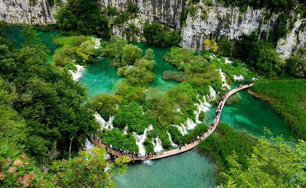 Plitvice- a paradise like place