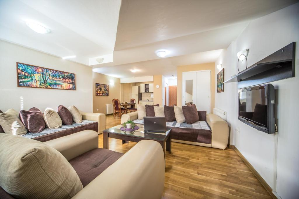 F One Bedroom Apartment