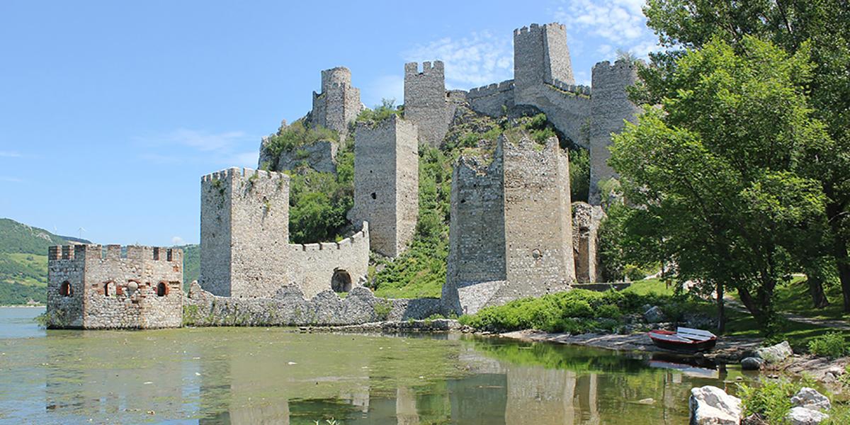 20 Najlepših Tvrđava Srbije