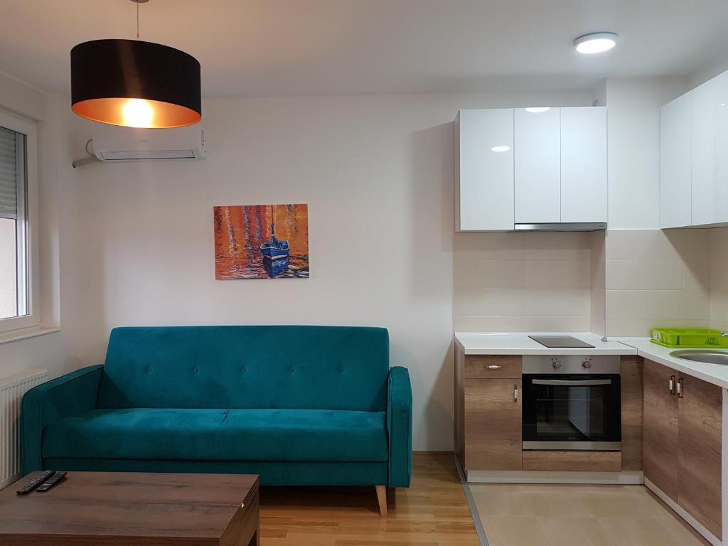 Quatro dvosoban apartman 1