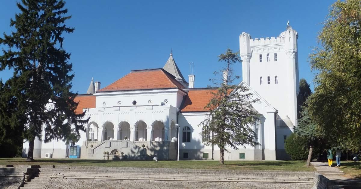 5 najlepših dvoraca u Vojvodini