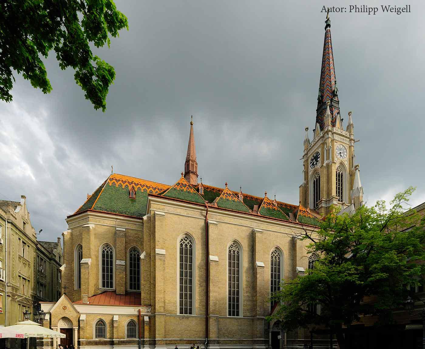 Novi Sad Crkva Imena Marijinog