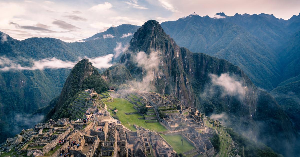 Top 20 World Heritage Sites