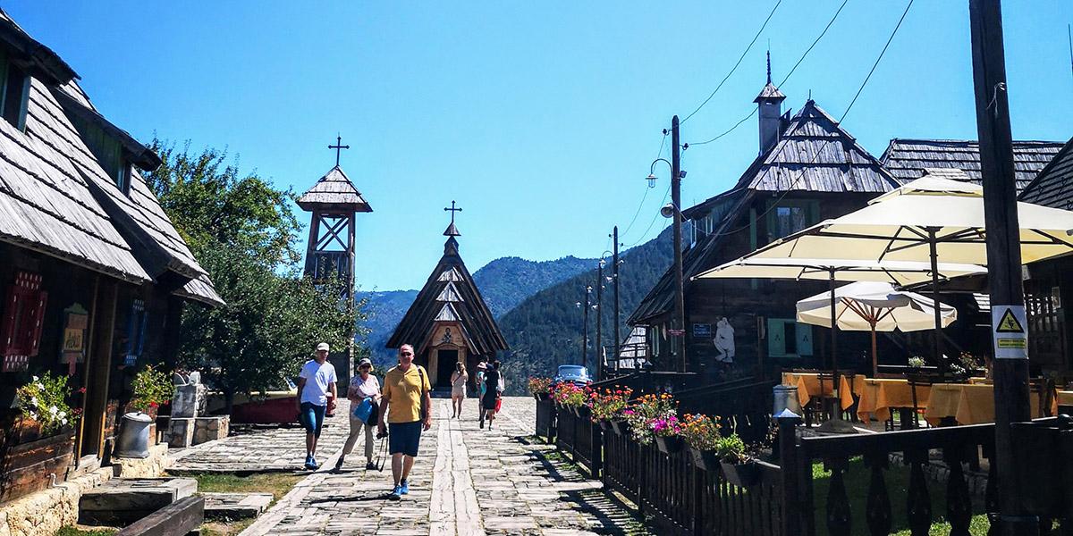 Mokra Gora - turistički najatraktivnije selo Srbije