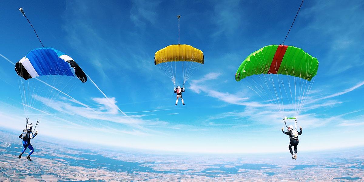 Adventure vacations - Top 10 most popular adrenaline activities in Europe
